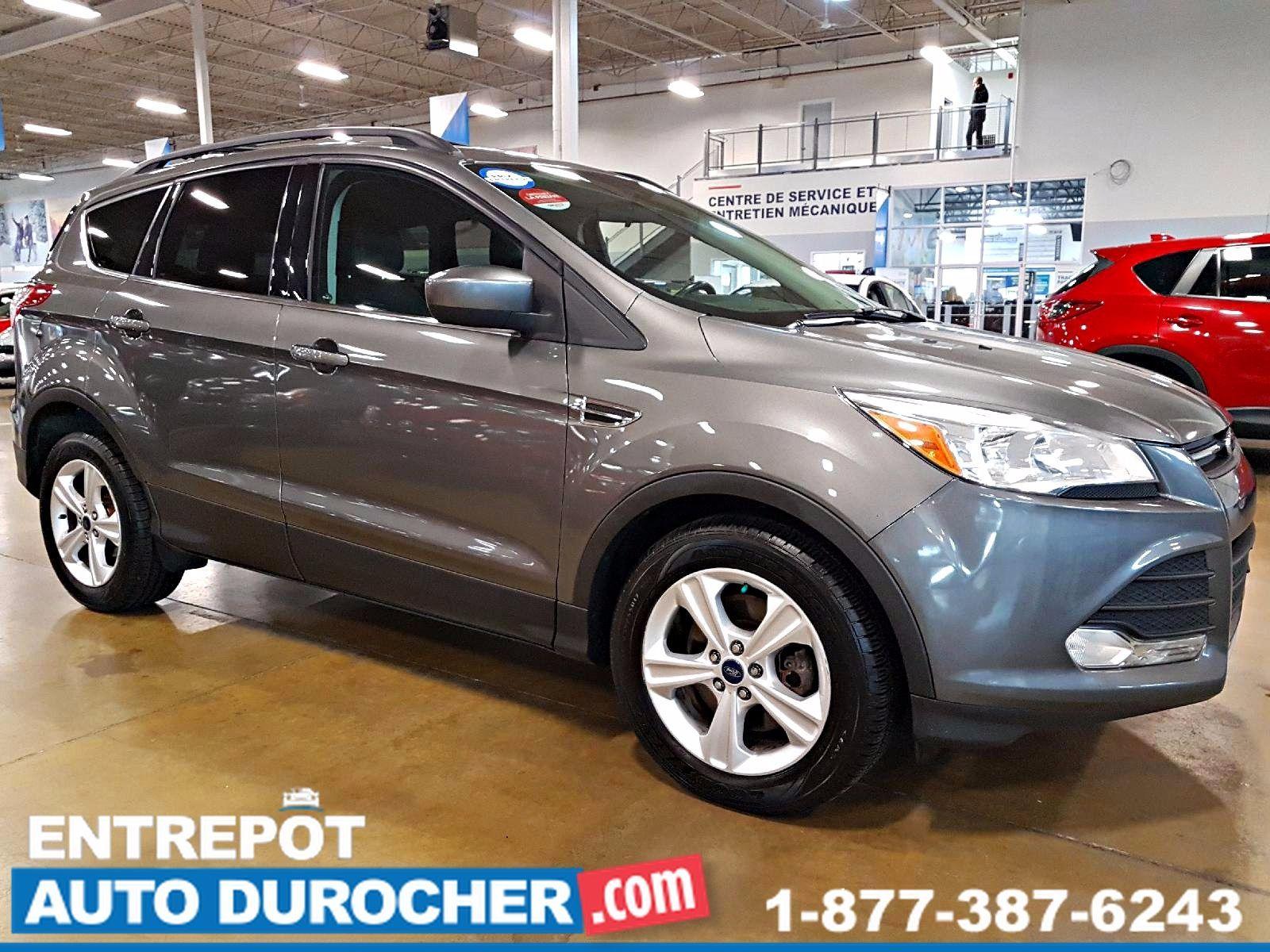 Ford Escape SE - AUTOMATIQUE - SIÈGES CHAUFFANTS - CUIR 2013