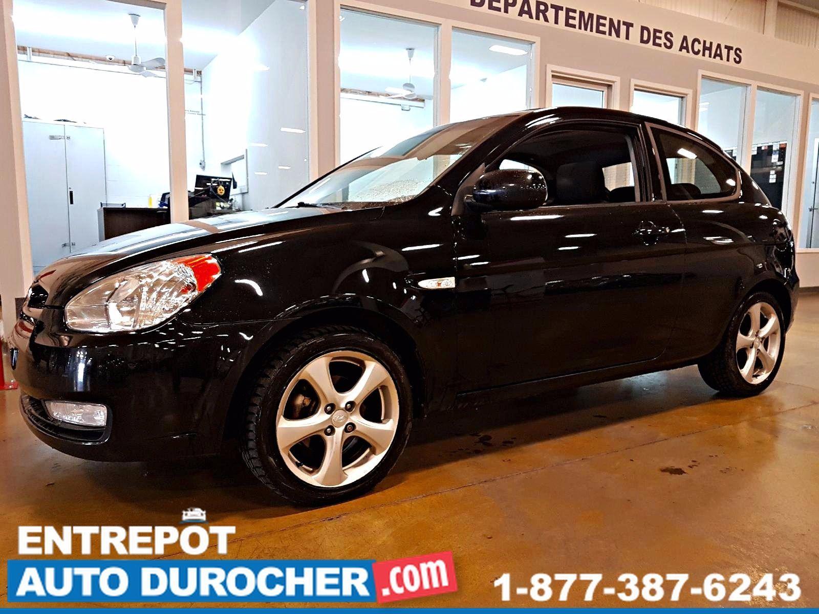 2011 Hyundai Accent AUTOMATIQUE - ÉCONOMIQUE