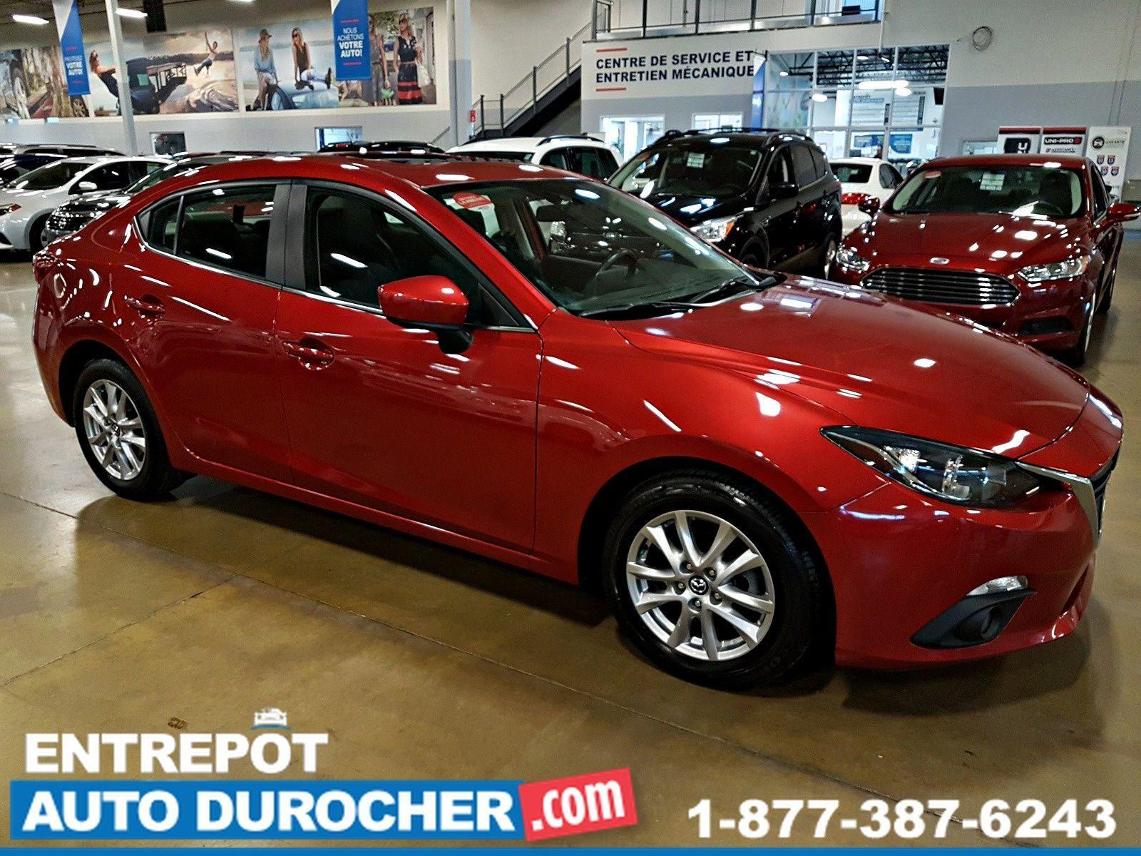 2014 Mazda Mazda3 GS-SKY  Automatique - TOIT OUVRANT - Air Climatisé