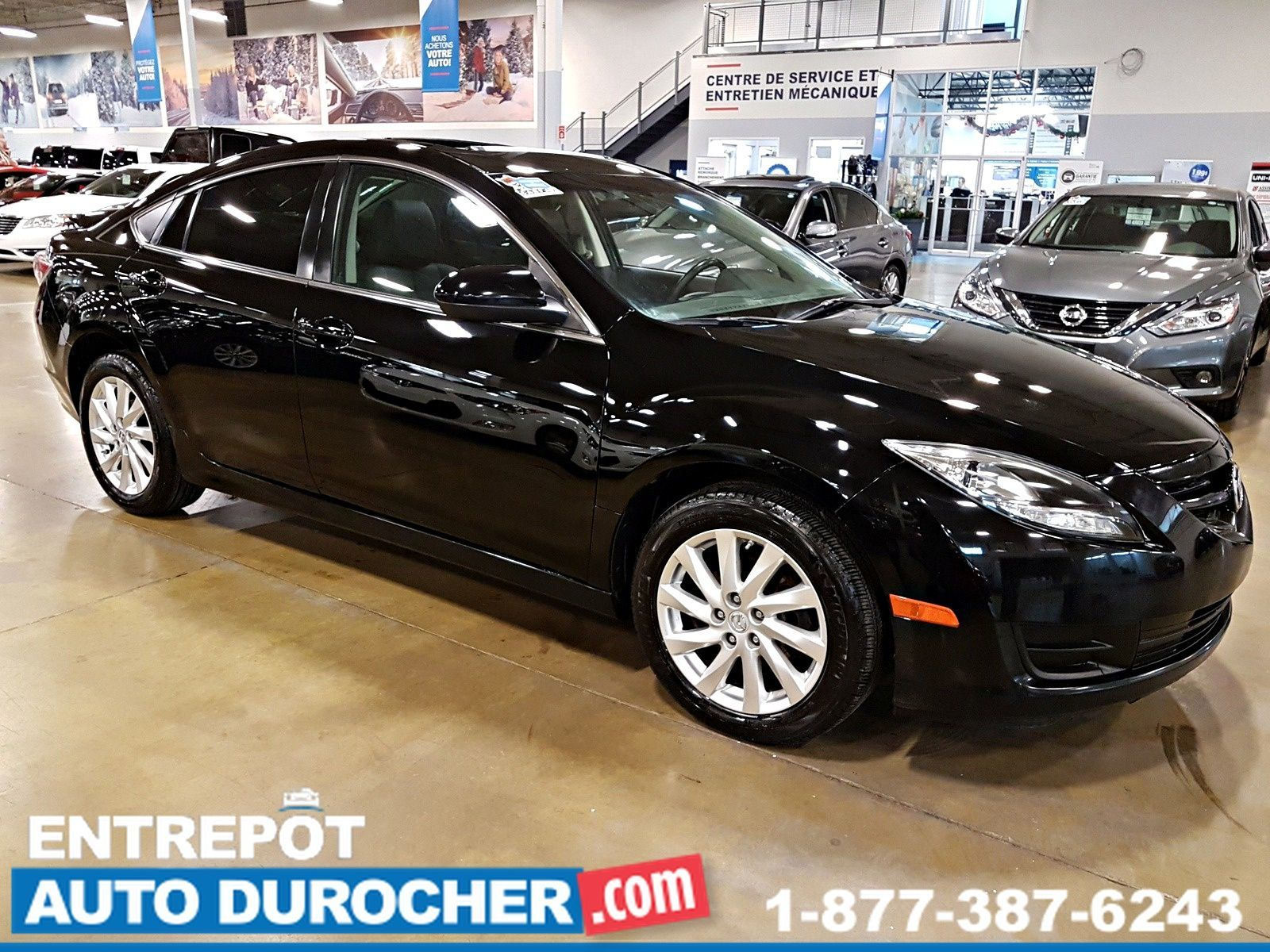 2011 Mazda Mazda6 GS Automatique - TOIT OUVRANT - Air Climatisé - Heated Seats