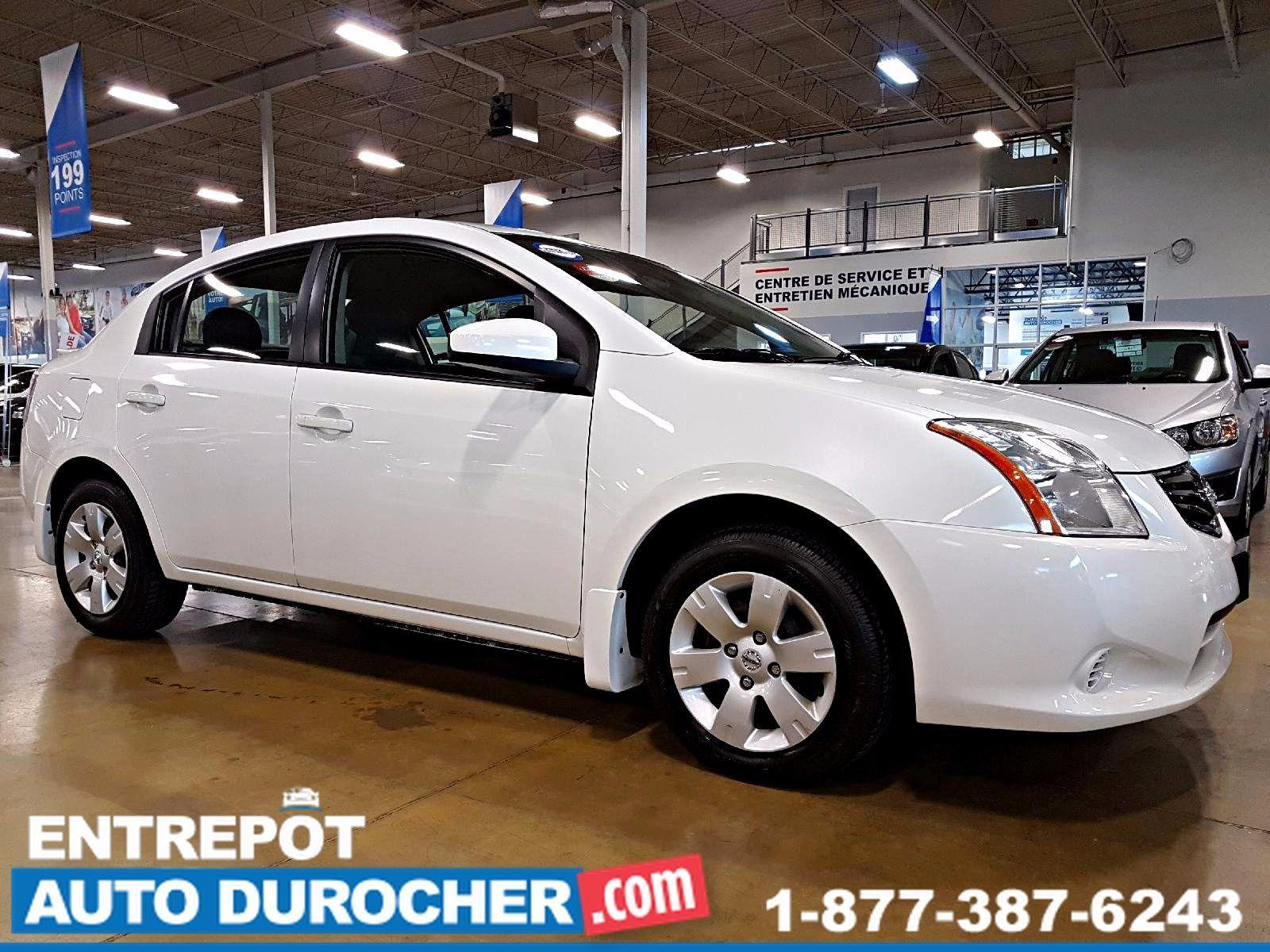 2012 Nissan Sentra AUTOMATIQUE - GROUPE ÉLECTRIQUE