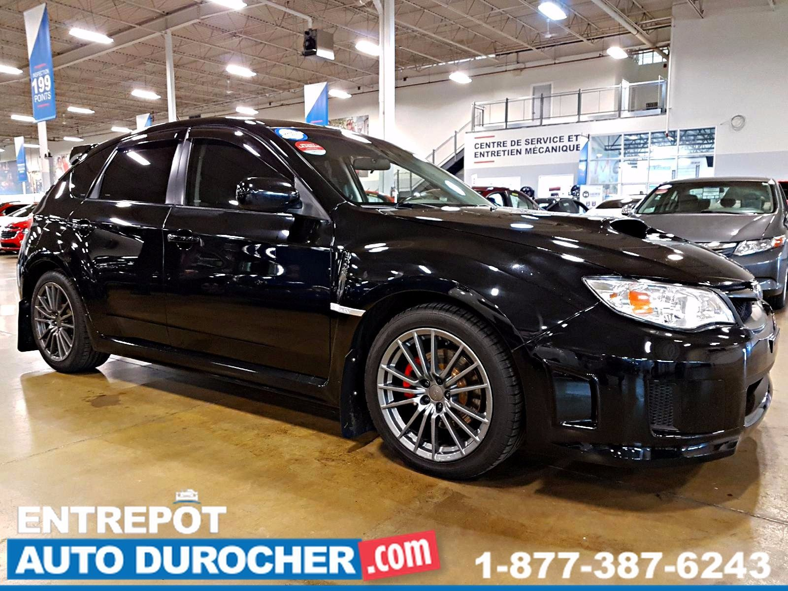 Subaru WRX 4X4 - AIR CLIMATISÉ - TOIT OUVRANT - 2013