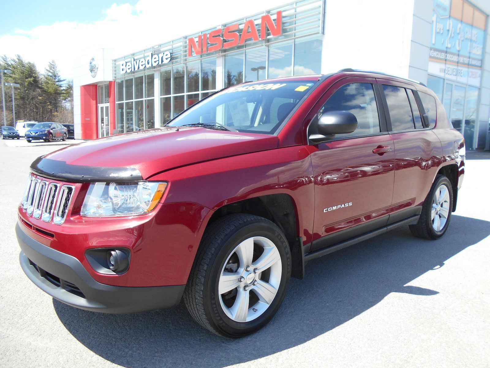 Jeep Compass North Edition 4x4 D 201 Marreur 192 Distance Mags