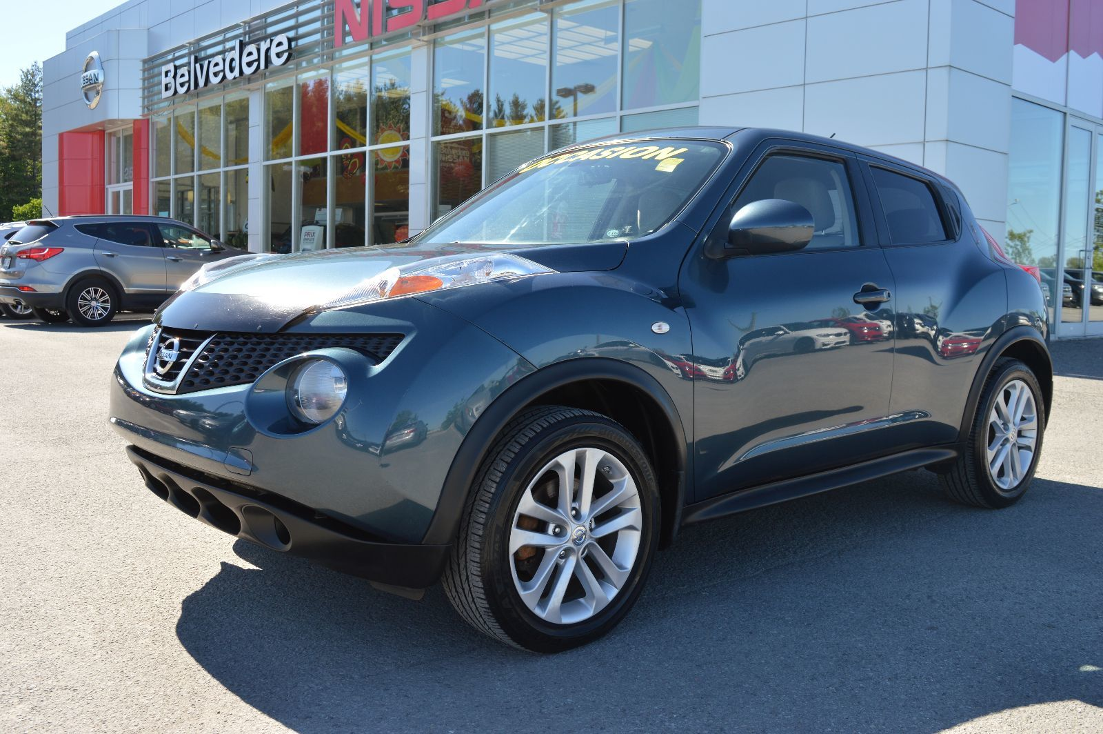 Pre Owned 2011 Nissan Juke Sv Awd Mags A C Bluetooth In St Jrme Fuel Filter Location Used Inventory Belvedere