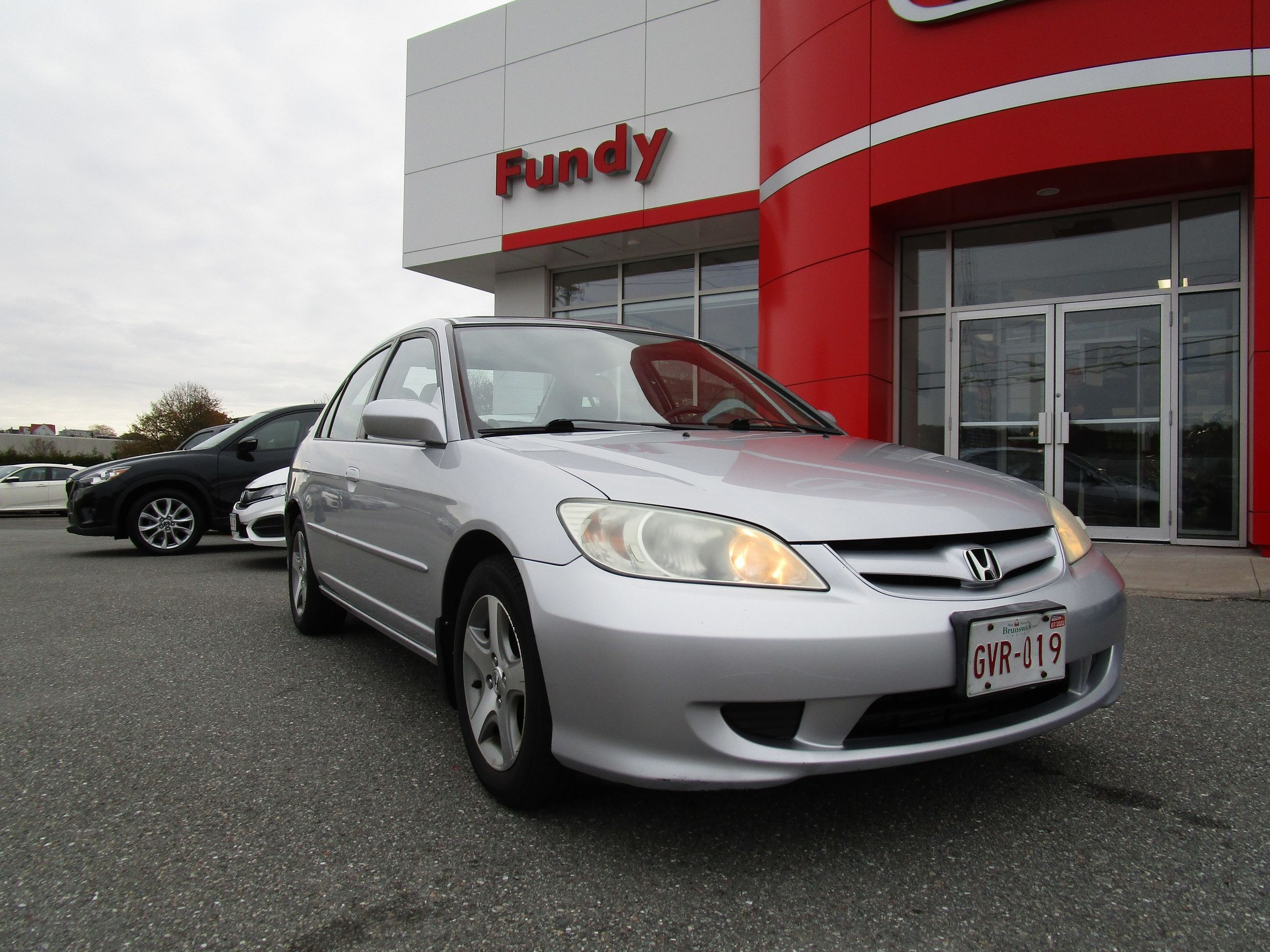 2005 Honda Civic Si W Sunroof Used For Sale In A C Low Kilometres