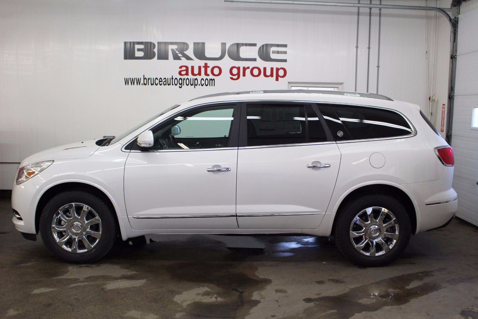 New 2017 Buick Enclave 3 6l 6 Cyl Automatic Awd In Middleton G17088