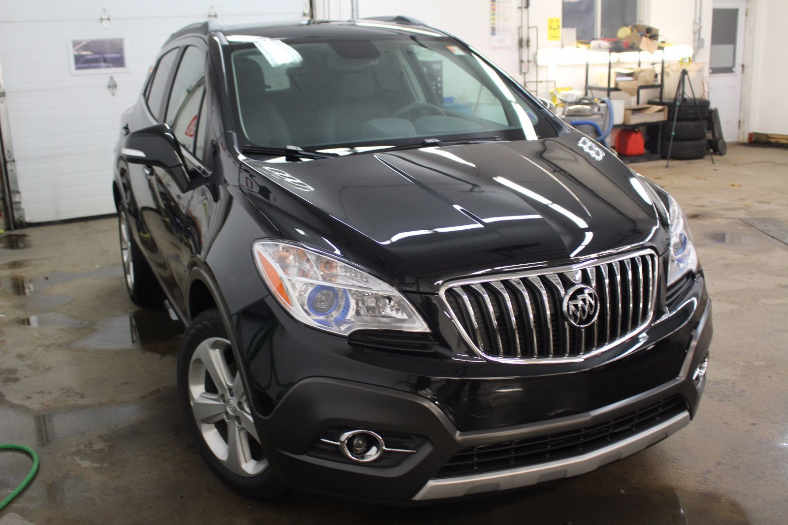 new 2016 buick encore cx 1 4l 4 cyl automatic awd for sale in middleton bruce chevrolet buick. Black Bedroom Furniture Sets. Home Design Ideas
