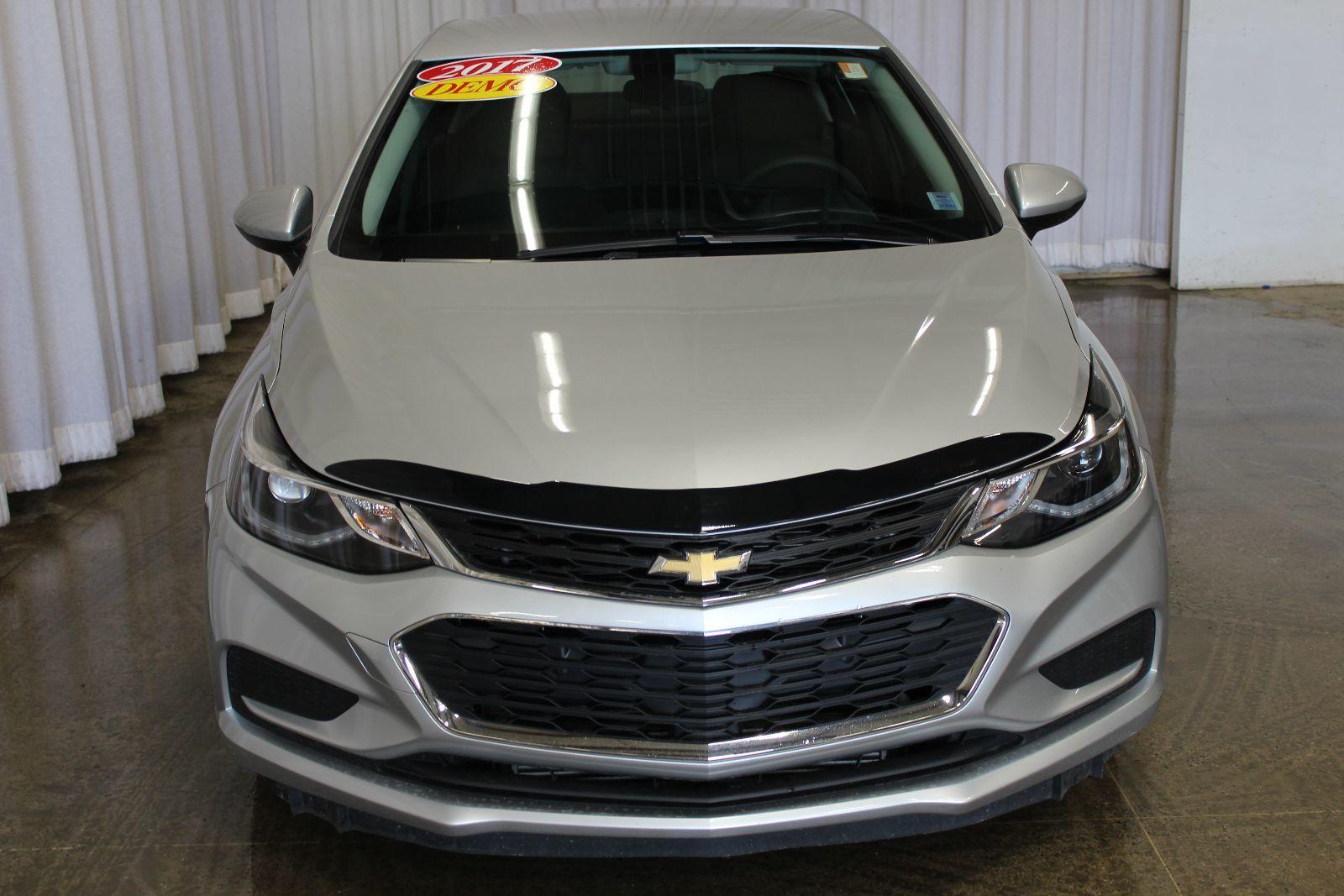 New 2017 Chevrolet Cruze LT 1.4L 4 CYL TURBOCHARGED ...