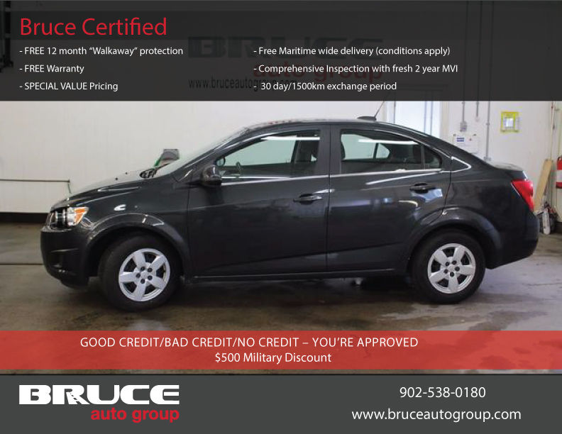 used 2015 chevrolet sonic lt 1 8l 4 cyl automatic fwd 4d sedan in middleton 0. Black Bedroom Furniture Sets. Home Design Ideas