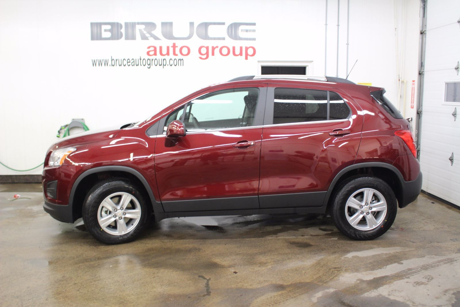 new 2016 chevrolet trax lt 1 4l 4 cyl turbocharged automatic awd for sale in middleton bruce. Black Bedroom Furniture Sets. Home Design Ideas