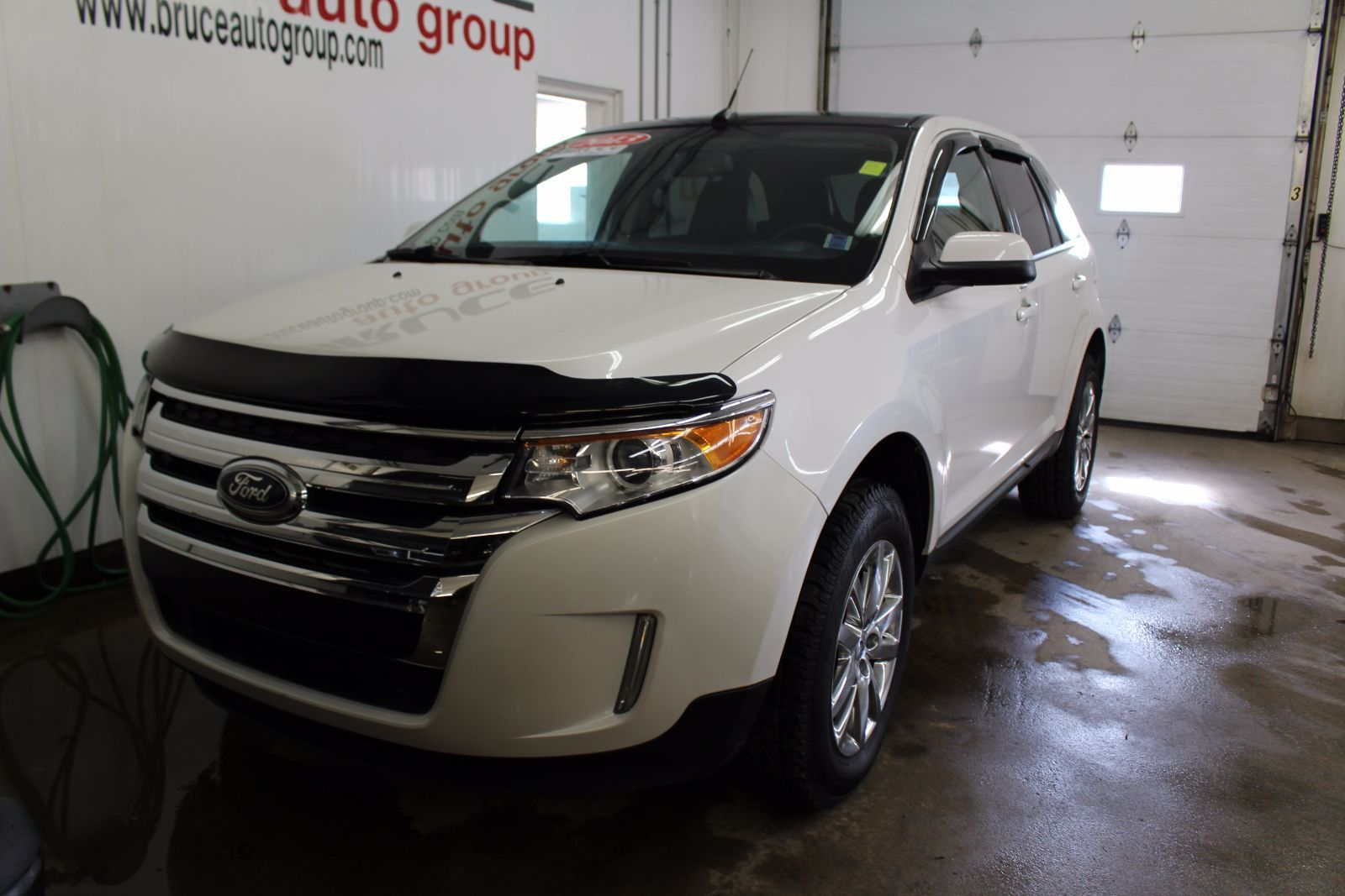 used 2013 ford edge sel 3 5l 6 cyl automatic awd in middleton f17301a. Black Bedroom Furniture Sets. Home Design Ideas