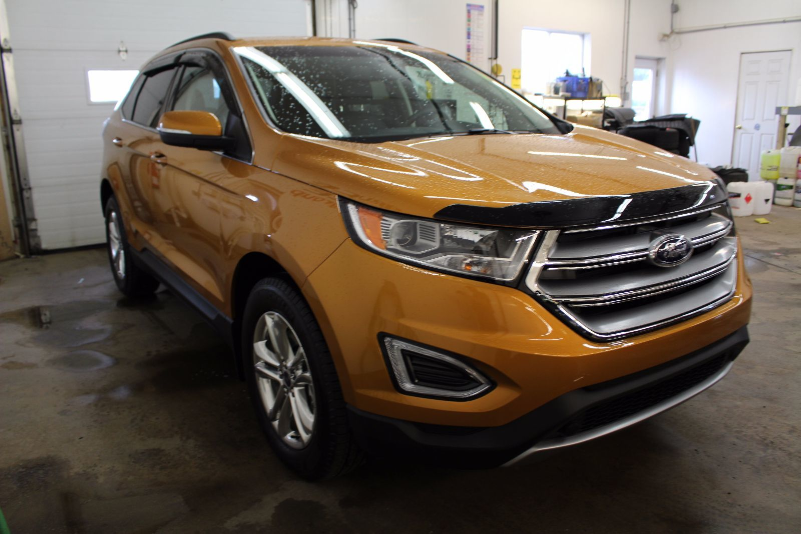 new 2016 ford edge sel 2 0l 4 cyl ecoboost automatic awd in middleton f16359. Black Bedroom Furniture Sets. Home Design Ideas