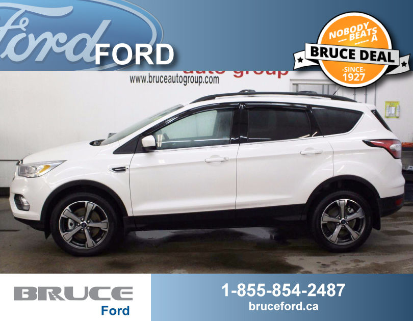 new 2017 ford escape se 1 5l 4 cyl ecoboost automatic 4wd in middleton 0. Black Bedroom Furniture Sets. Home Design Ideas