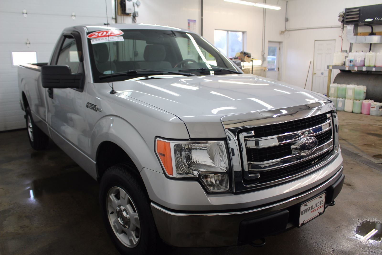 2013 ford f 150 xlt 3 7l 6 cyl automatic 4x4 regular cab for sale pre owned bruce ford in. Black Bedroom Furniture Sets. Home Design Ideas