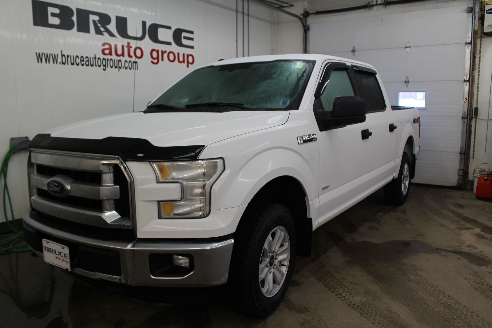 new 2016 ford f 150 xlt 2 7l 6 cyl automatic 4x4 supercrew in middleton f16122. Black Bedroom Furniture Sets. Home Design Ideas