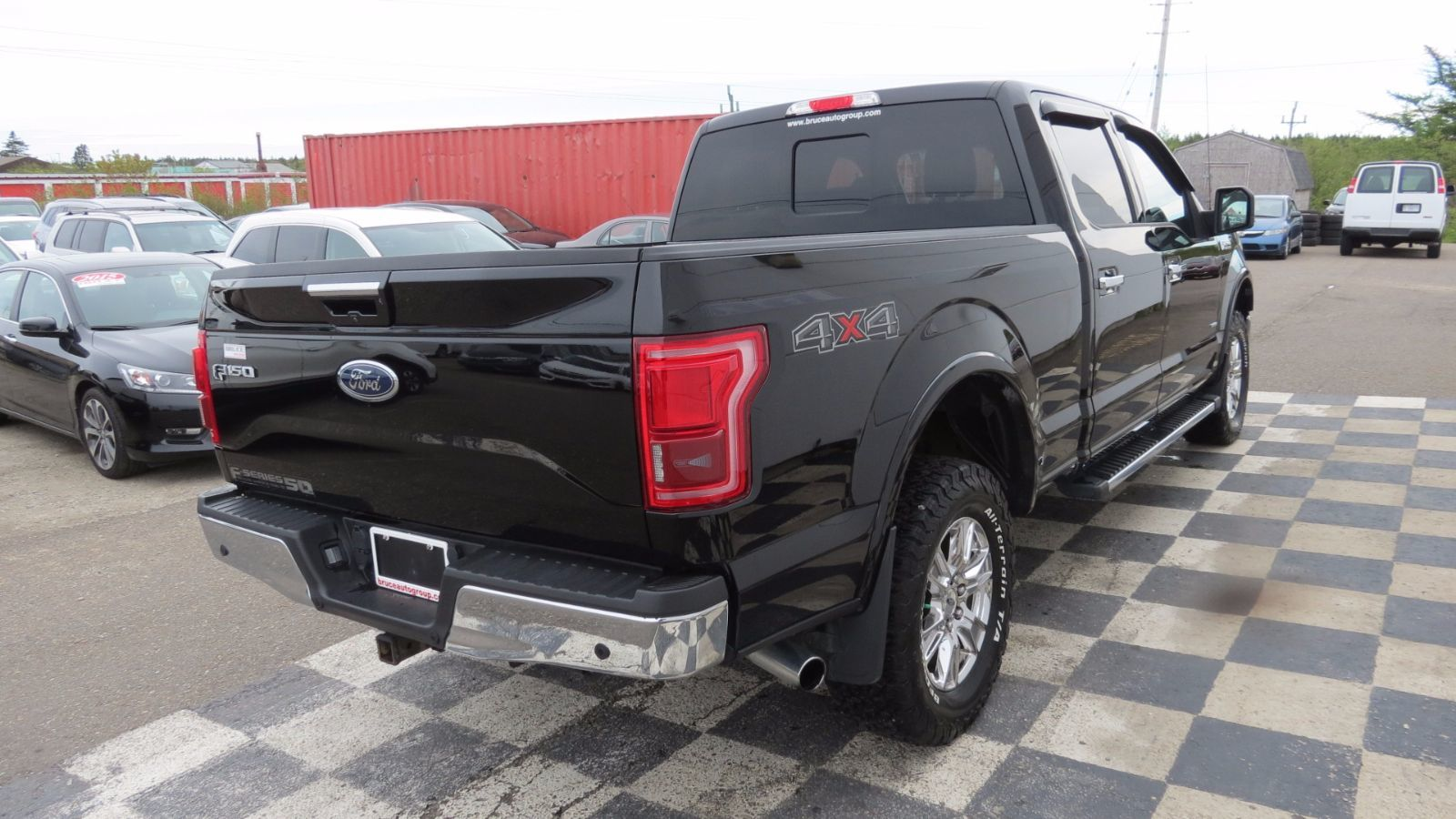 used 2016 ford f 150 lariat 3 5l 6 cyl ecoboost automatic 4x4 supercrew in middleton h17121a. Black Bedroom Furniture Sets. Home Design Ideas