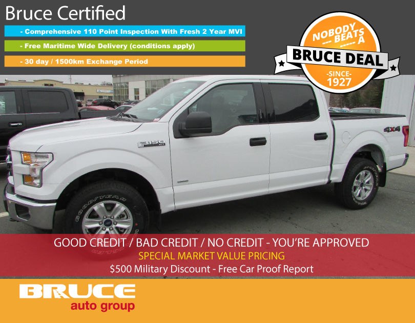 used 2017 ford f 150 xlt 3 5l 6 cyl ecoboost automatic 4x4 supercrew in middleton 0. Black Bedroom Furniture Sets. Home Design Ideas