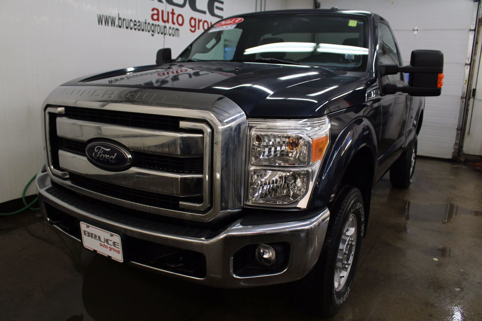 2015 ford f 250 superduty srw 6 2l 8 cyl automatic 4x4 regular cab for sale pre owned bruce. Black Bedroom Furniture Sets. Home Design Ideas