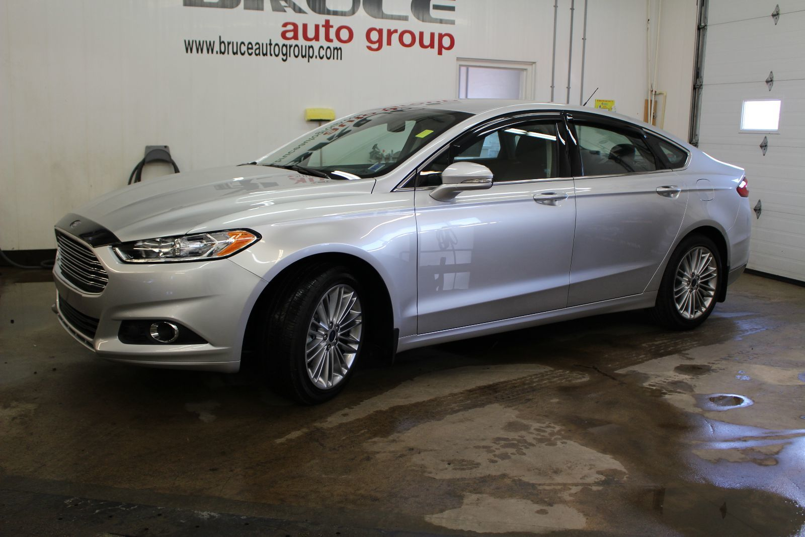 new 2016 ford fusion se 1 5l ecoboost automatic fwd for sale in middleton bruce ford in middleton. Black Bedroom Furniture Sets. Home Design Ideas