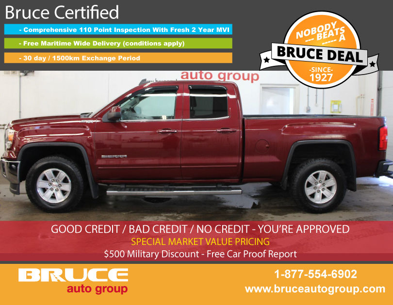 used 2015 gmc sierra 1500 z71 sle 5 3l 8 cyl automatic 4x4 extended cab in middleton 0. Black Bedroom Furniture Sets. Home Design Ideas