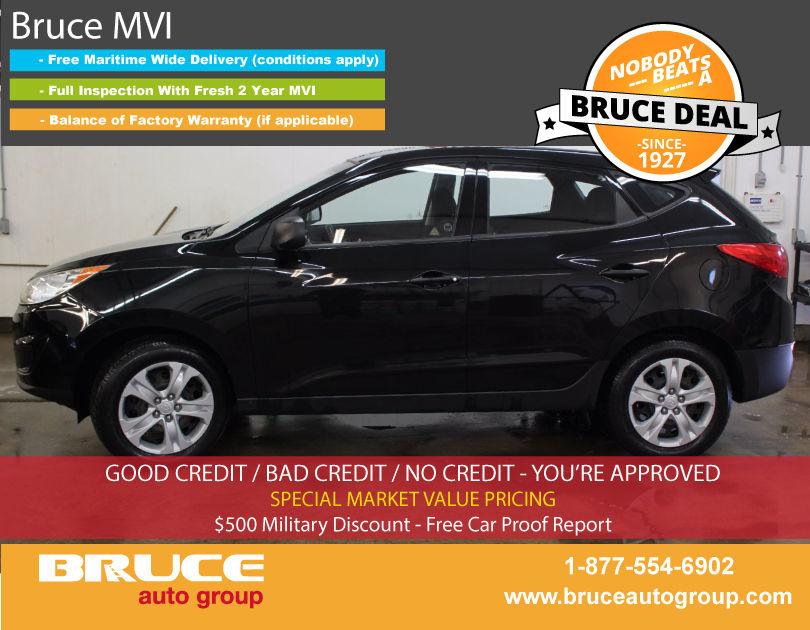 Used 2012 Hyundai Tucson L 2 0l 4 Cyl Automatic Fwd In