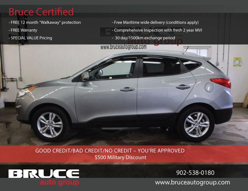 Used 2013 Hyundai Tucson Gls 2 4l 4 Cyl Automatic Fwd In