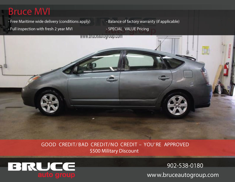 Used 2005 Toyota Prius 1 5l 4 Cyl Cvt Fwd 5d Hatchback In