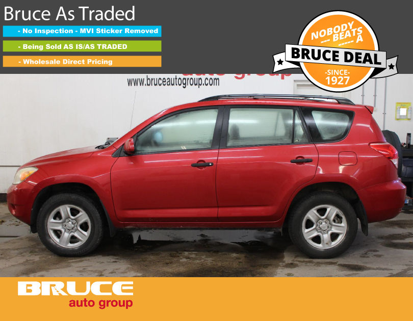used 2008 toyota rav4 3 5l 6 cyl automatic 4wd in middleton 0. Black Bedroom Furniture Sets. Home Design Ideas