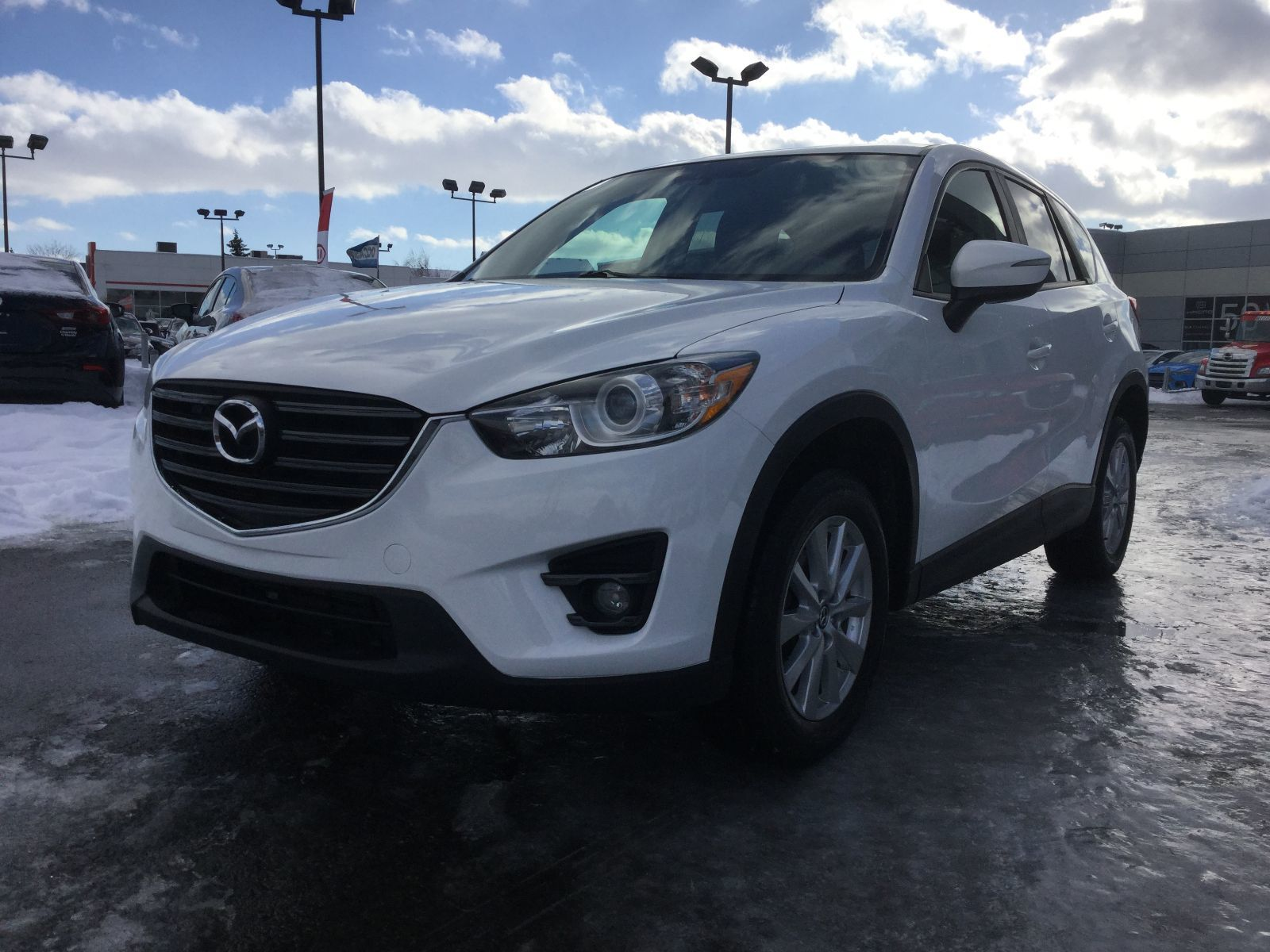Mazda CX-5 **RÉSERVÉ**,GS, AWD, TOIT, SIÈGES CHAUFFANTS, MAGS 2016 JAMAIS ACCIDENTÉ, UN SEUL PROPRIÉTAIRE, GARANTIE JUSQU'EN AOUT 2020