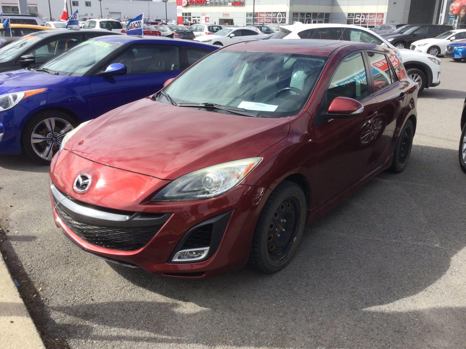 Mazda Mazda3 R 201 Serv 201 Gt Toit A C Si 200 Ges