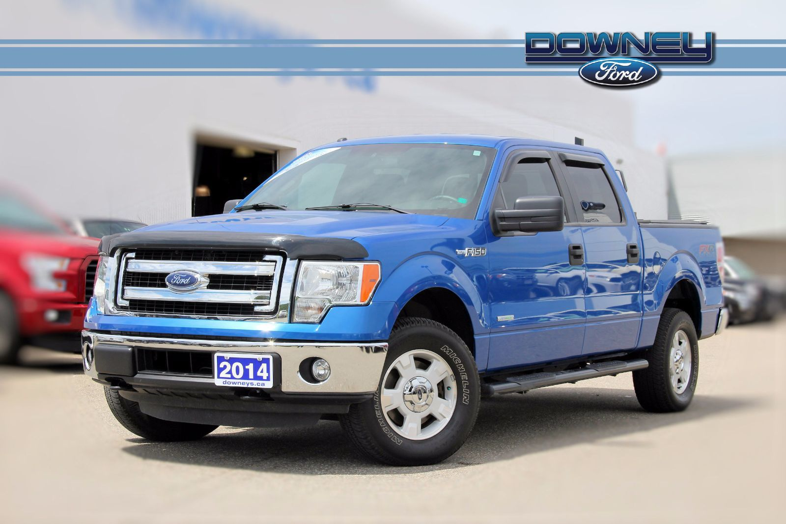 used 2014 ford f 150 xlt ecoboost tonneau trailer tow 4x4. Black Bedroom Furniture Sets. Home Design Ideas