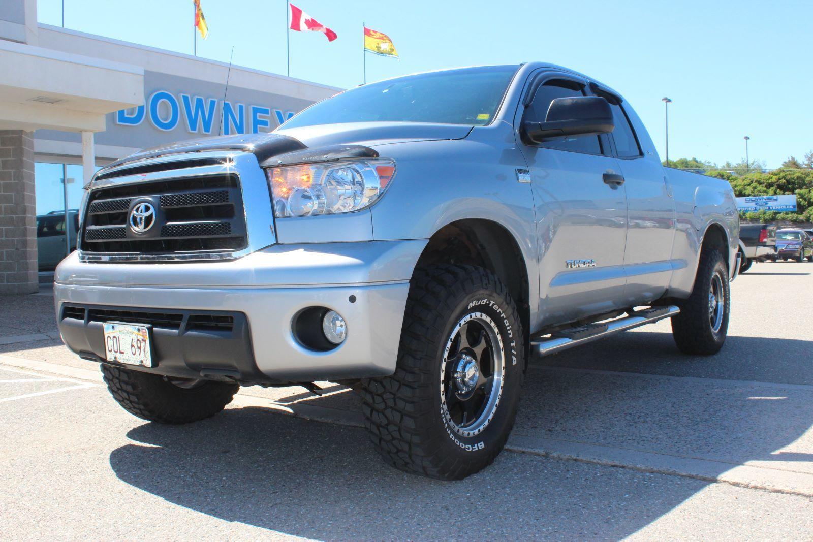 Toyota Tundra Jacked Up Autos Post