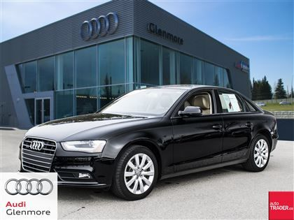 Pre Owned 2013 Audi A4 2 0t Tiptronic Qtro Sdn Pre Owned