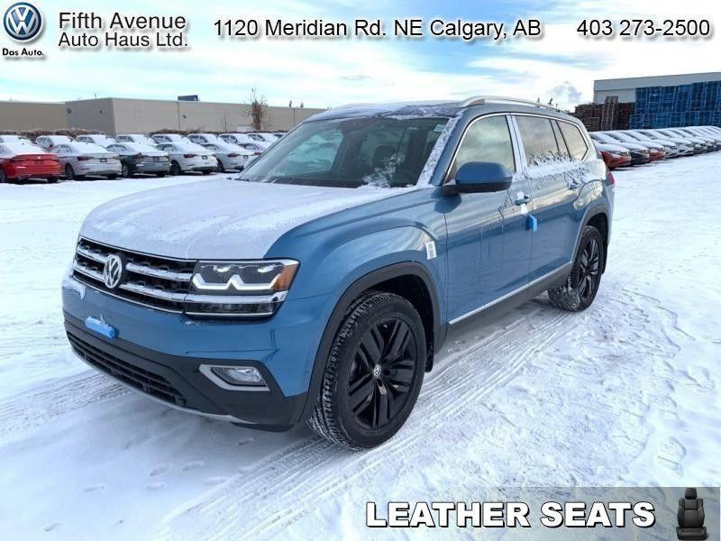 Vw Atlas Lease >> New 2019 Volkswagen Atlas Execline 3.6 FSI - Navigation - $387.91 B/W for sale in Calgary ...