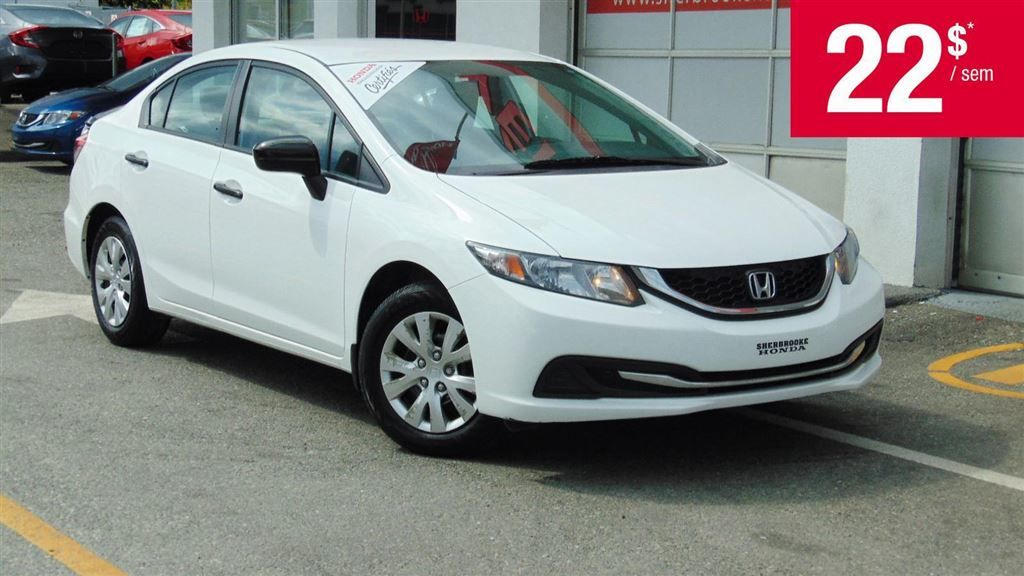 Honda civic dx 2014 d 39 occasion sherbrooke inventaire d for B and e honda