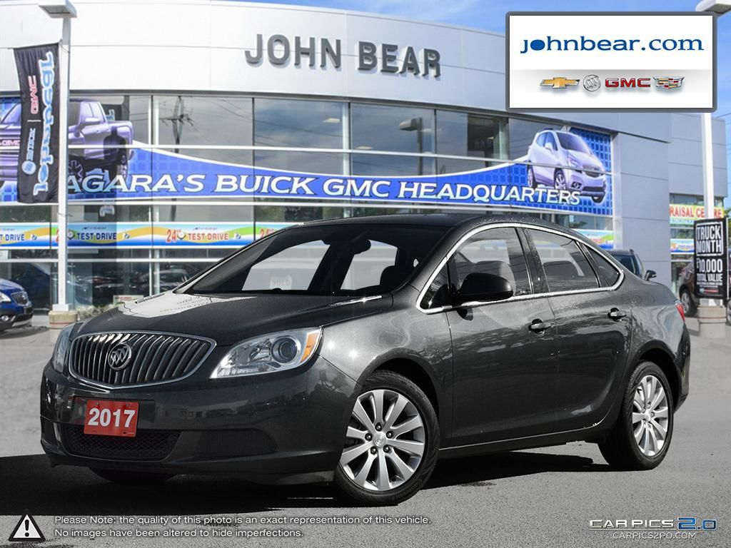 2017 Buick Verano Rates As Low 09 Used For Sale In St Rear View Camera Catharines John Bear
