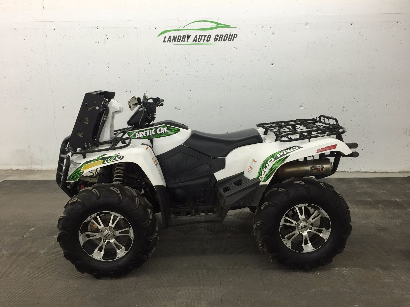 used 2010 arctic cat mud pro 1000 unknown in berwick used inventory berwick used car centre. Black Bedroom Furniture Sets. Home Design Ideas