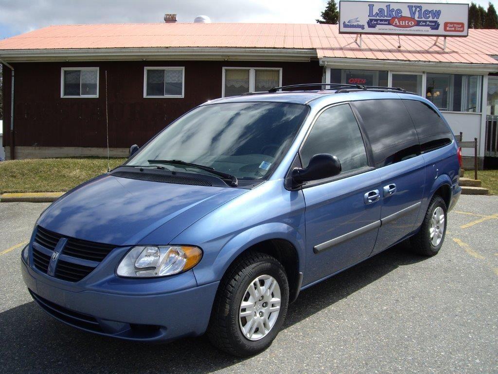2007 dodge grand caravan img 1