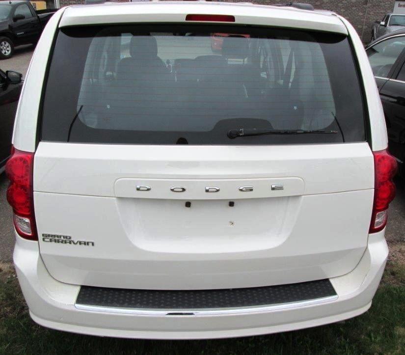 Used Dodge Caravan: Used 2012 Dodge Grand Caravan In New Germany
