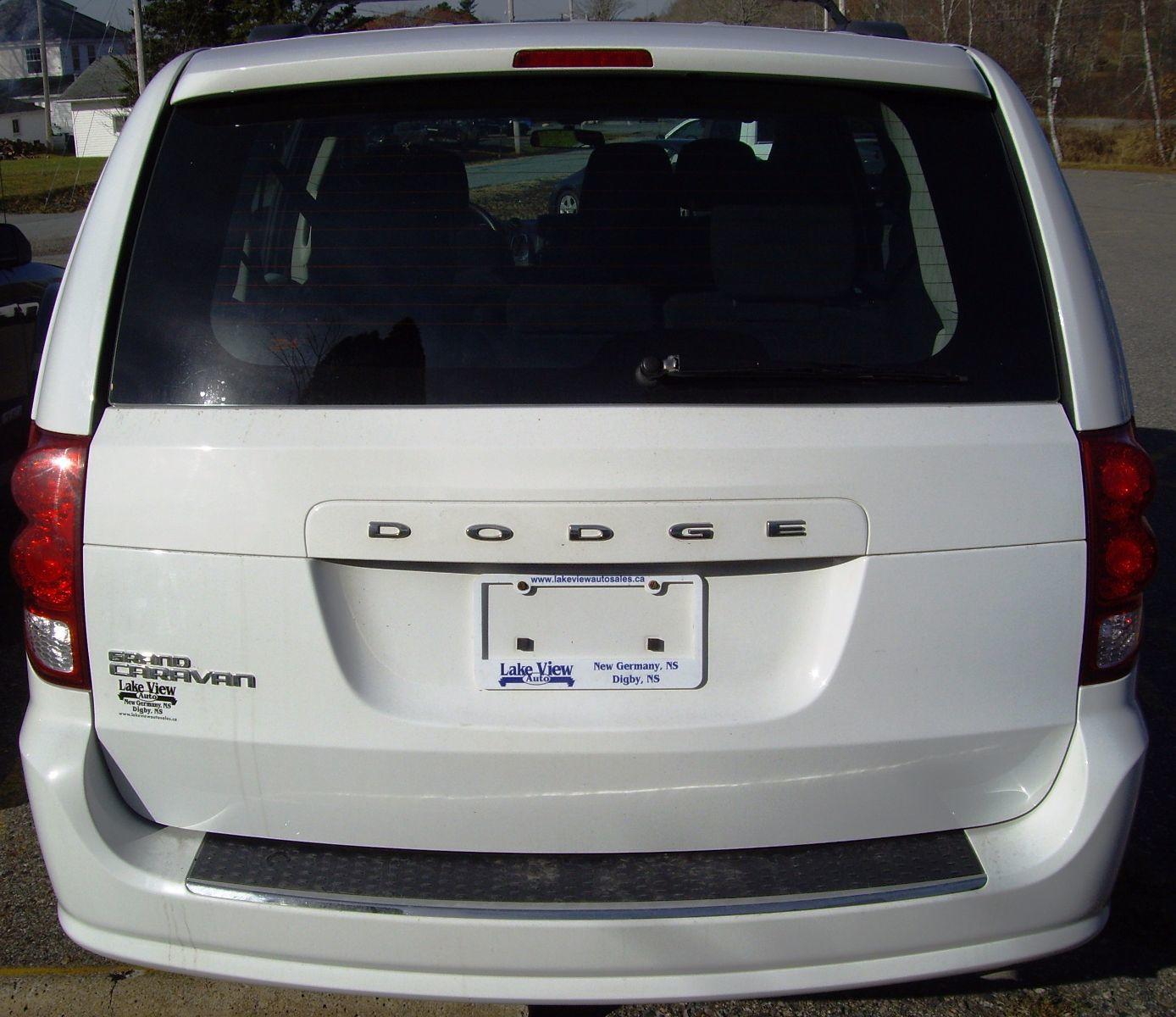 Used Dodge Caravan: Used 2014 Dodge Grand Caravan In New Germany