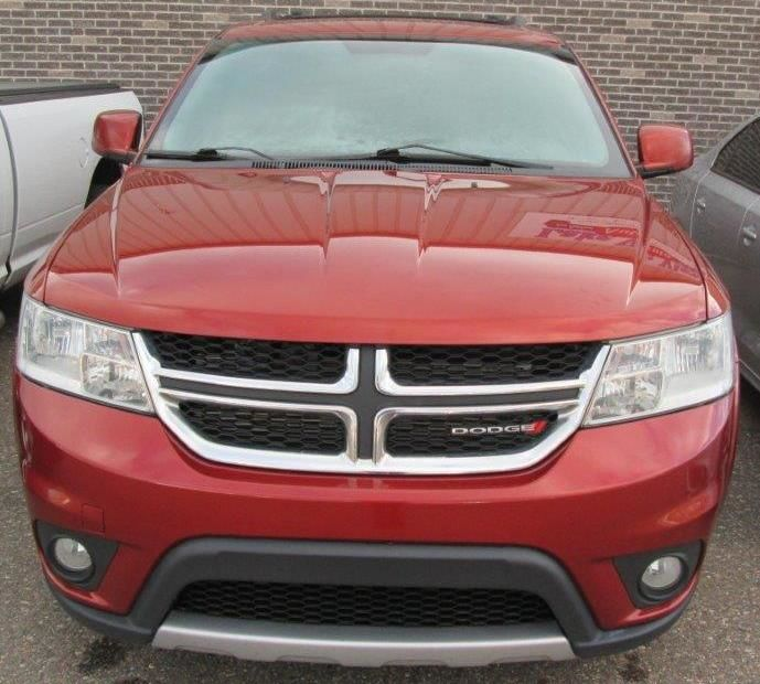 Used 2013 Dodge Journey R/T In New Germany