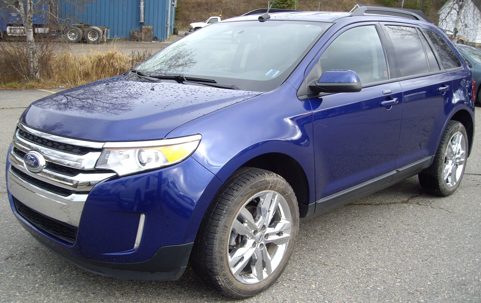 used 2013 ford edge sel in new germany used inventory lake view auto in new germany nova scotia. Black Bedroom Furniture Sets. Home Design Ideas