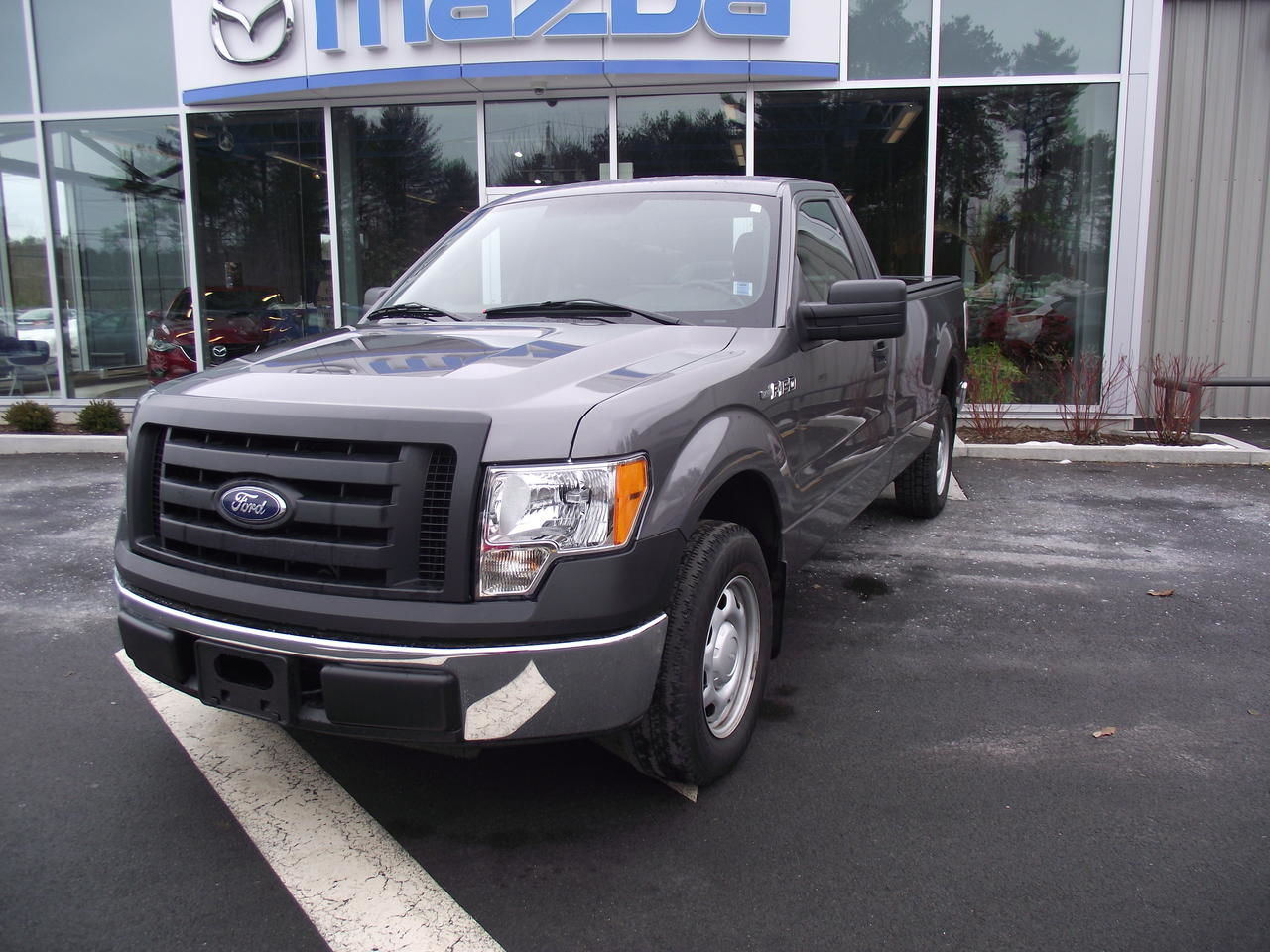 used 2010 ford f 150 xl xlt xl w midbox prep xlt w midbox prep in kentville used inventory. Black Bedroom Furniture Sets. Home Design Ideas