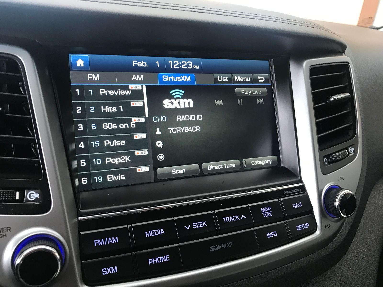 Used 2016 Hyundai Tucson Premium In Kentville Inventory 2015 Ford F 150 Navigation Radio Img 35