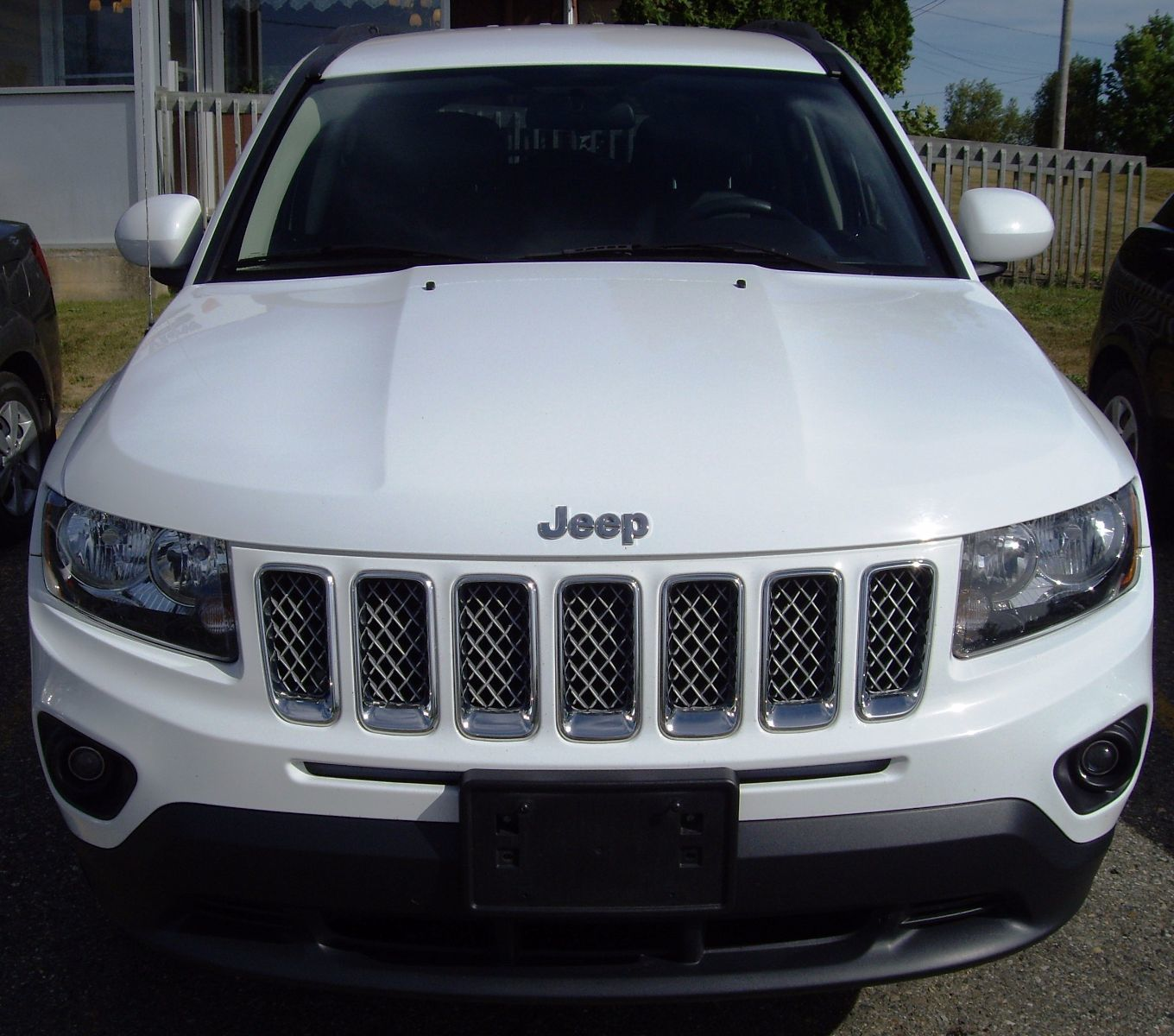 Jeep Compass Used Car: Used 2015 Jeep Compass SPORT In New Germany