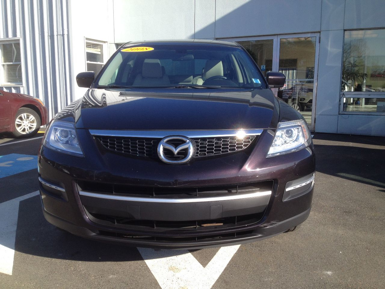 used 2008 mazda cx 9 in new germany used inventory lake view auto in new germany nova scotia. Black Bedroom Furniture Sets. Home Design Ideas