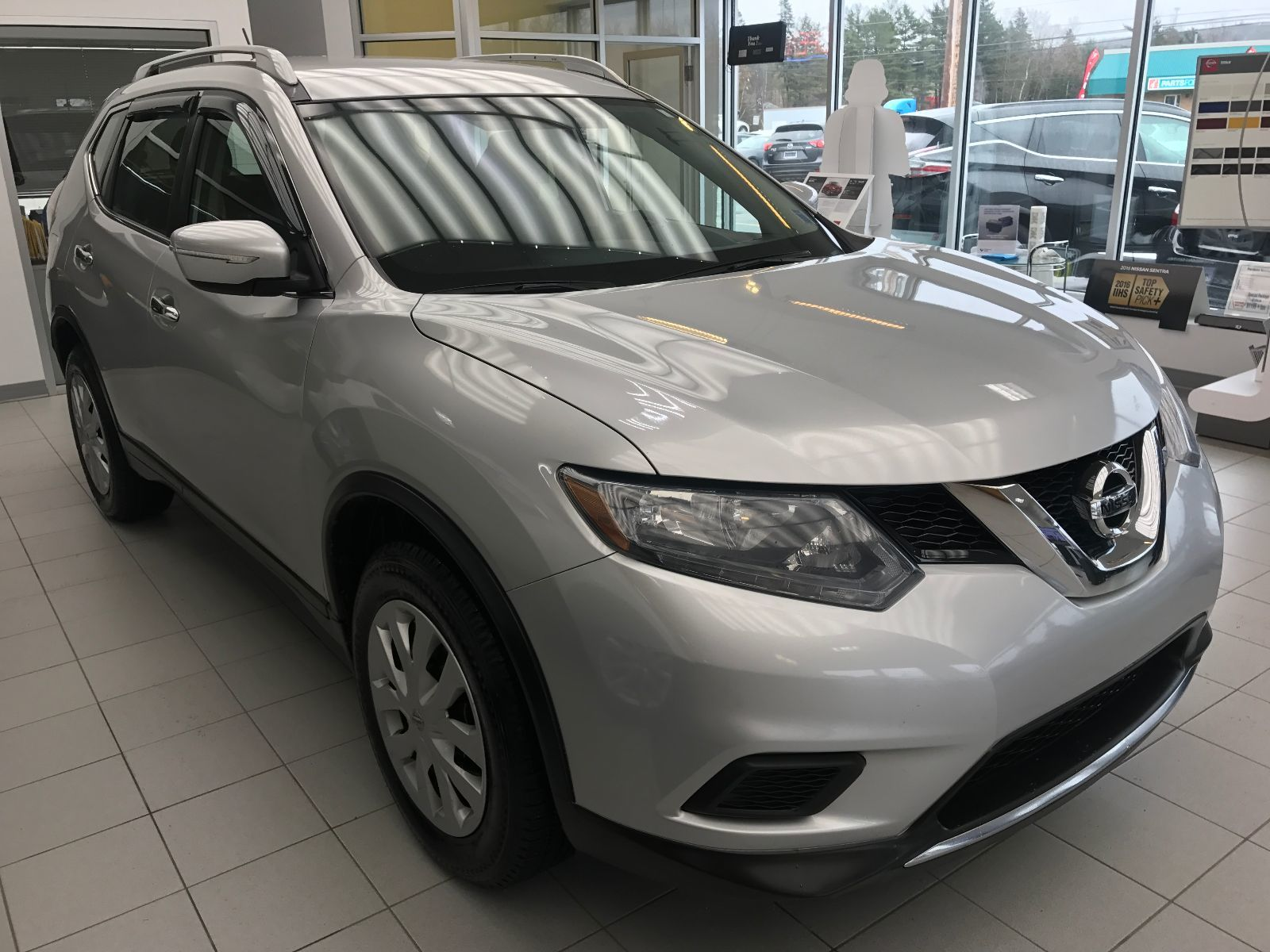 Used 2014 nissan rogue rogue sslsv in kentville used inventory 2014 nissan rogue rogue sslsv img 8 vanachro Choice Image