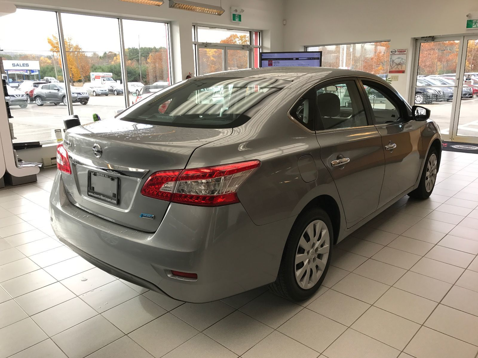 902 auto sales used 2014 nissan sentra for sale in dartmouth 2014 nissan sentra s img 6 vanachro Images