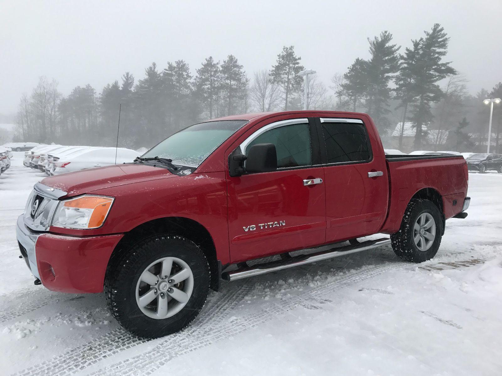 902 Auto Sales Used 2011 Nissan Titan for sale in Dartmouth