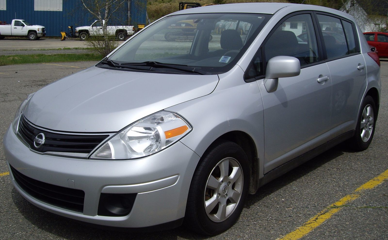 used 2010 nissan versa in new germany used inventory lake view auto in new germany nova scotia. Black Bedroom Furniture Sets. Home Design Ideas